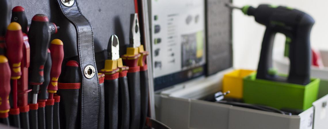 Montage Reparatur und Instandhaltung