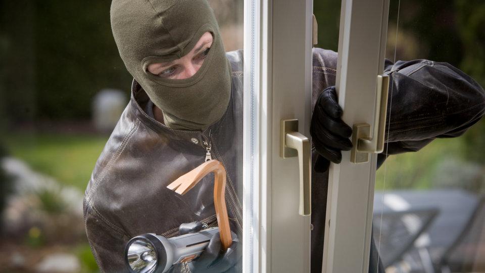 Einbrecher in Unterfranken